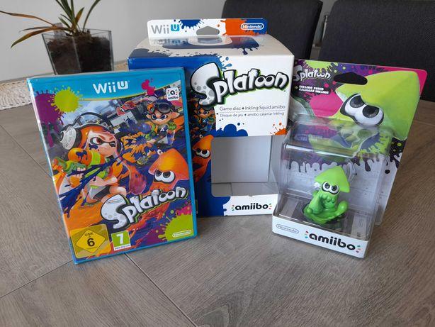 Splatoon - Edição de Colecionador (NOVO) - Wii U