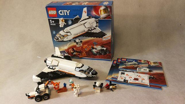 Lego City Wyprawa badawcza na Marsa 60226 jak nowe