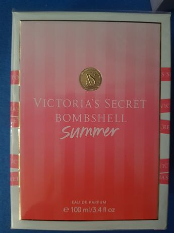 Victoria's secret bombshell summer parfum