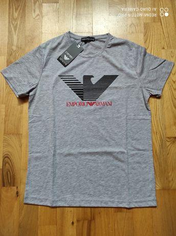 Koszulka męska Giorgio Armani