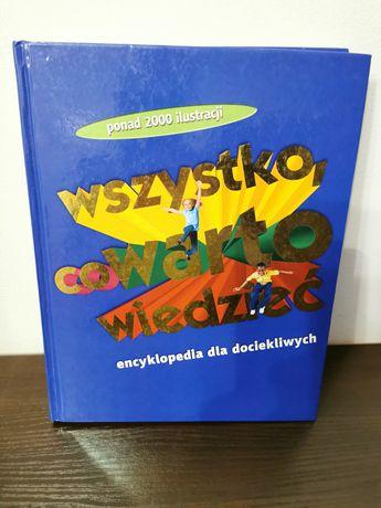 Książka edukacyjna - Encyklopedia dla dzieci