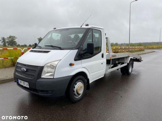 Ford Transit  Autolaweta Transit 3.5 T 2013 R 2.2 DCI 125 KM F VAT 23%