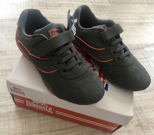 Нові кросівки Lonsdale, 31 розмір