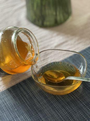 Мед разнотравье