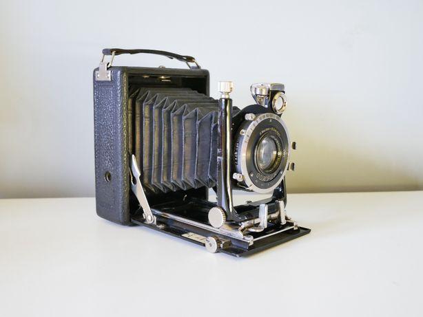 Przedwojenny aparat mieszkowy Ihagee Dresden