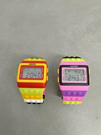 Relógio Lego - Conjunto