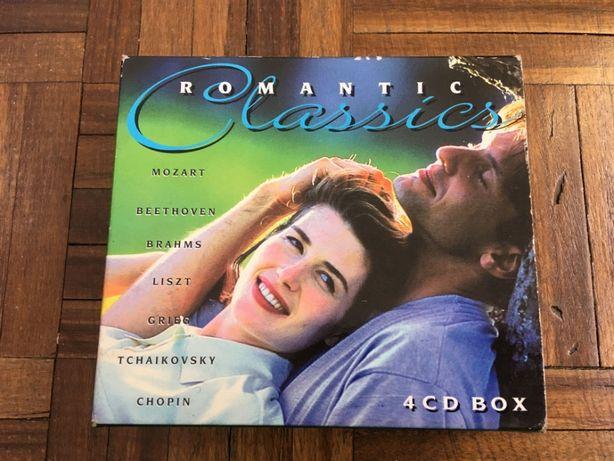 Romantic Classic - Boxe 4 CD's