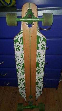Longboard choke abec9