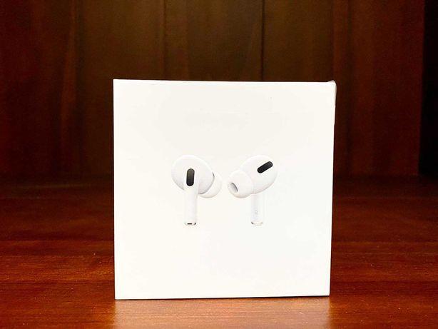 Оригинал   Apple AirPods Pro   Новые   Гарантия 12мес (2 iPhone Mac)