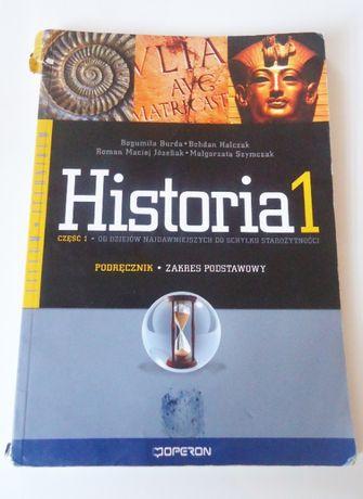 Historia 1. Podręcznik. Część I. Zakres podstawowy