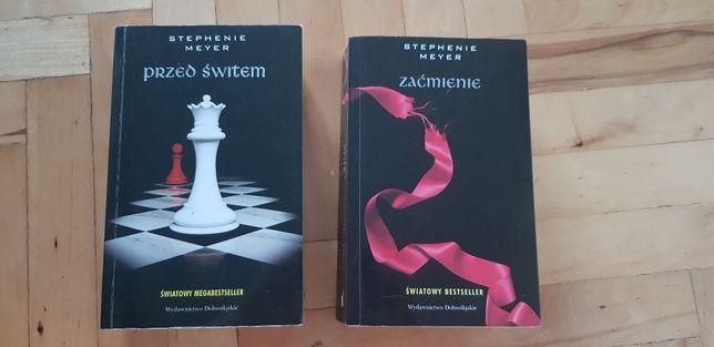 Saga Zmierzch Stephenie Meyer