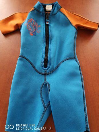 Pianka do pływania dla dziecka 1-2lata