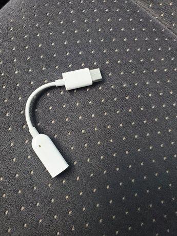 Переходник для наушников с разъёма С на 3.5mm