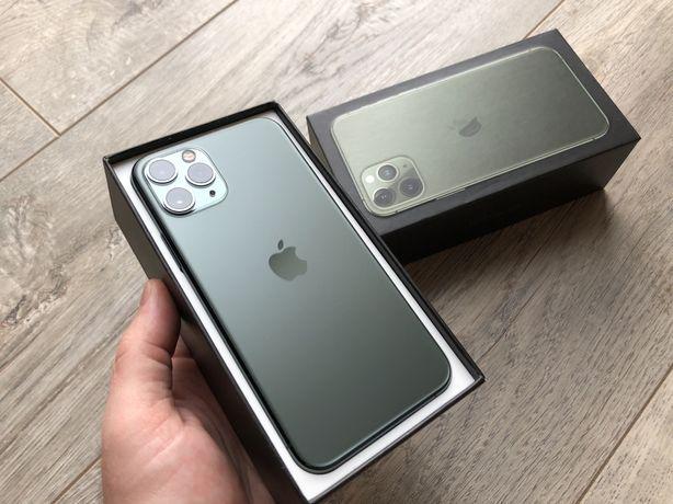 iPhone 11 Pro 256gb Midnight Green #i257