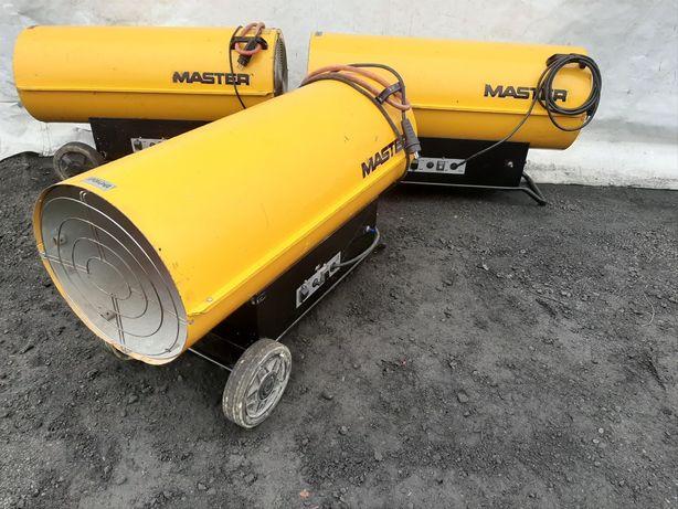 Nagrzewnica gazowa Master blp 103 kw duża piecyk na gaz