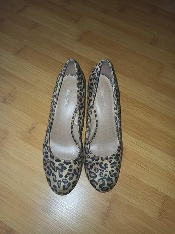 Туфлі тигрові туфли тигровые 39