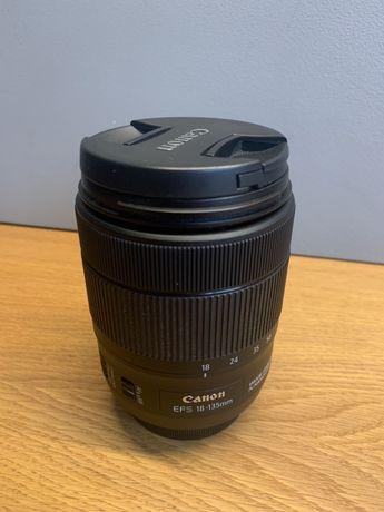 Canon Obiektyw zoom EFS 18-135mm f3.5-5.6