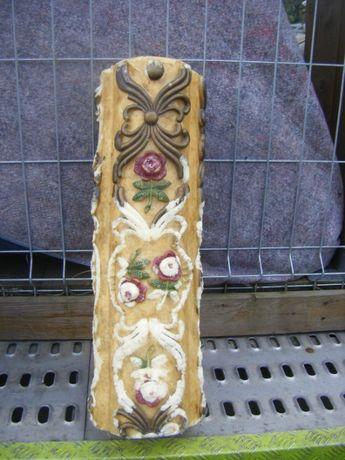 Duza Ciezka Swieca 62 cm , Dekoracja