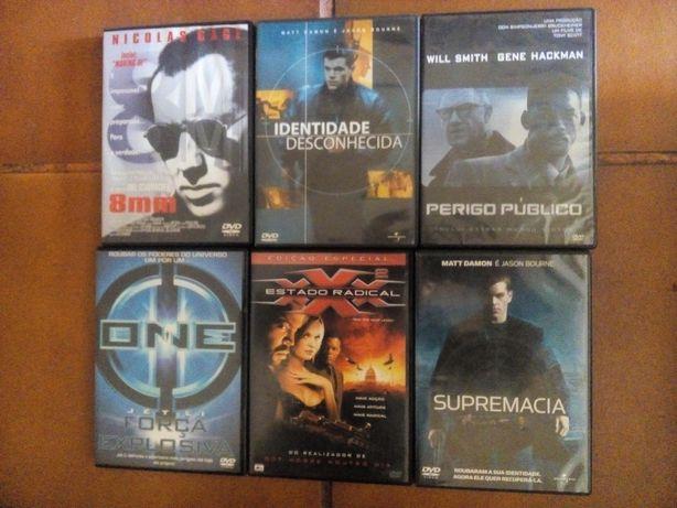 Dvds para todos gostos