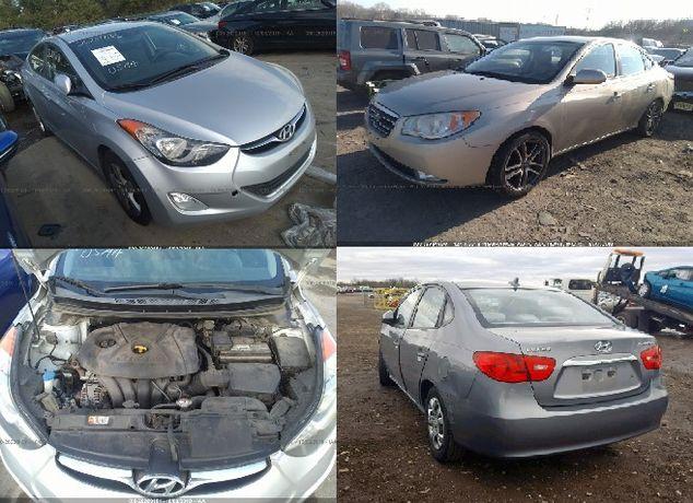 Разборка Hyundai Elantra HD MD 2007,2008,2009,2010,2011,2012,2013,14