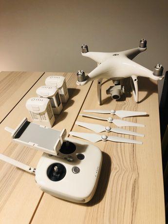Drone DJI phantom 4 pro + ipad mini 4 + extas