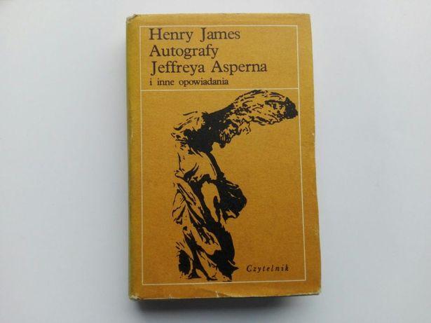 Autografy Jeffreya Asperna i inne opowiadania - Henry James