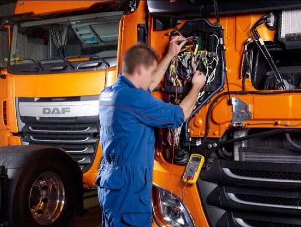 Автоэлектрик грузовых авто (возможен выезд)