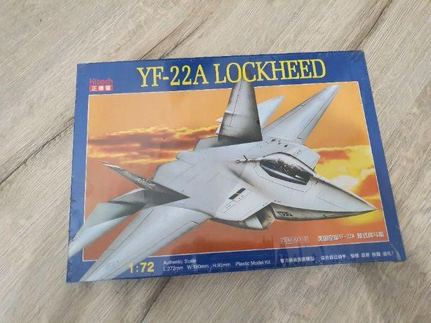 Model samolotu YF-22A do złożenia - nowy