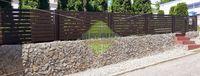 Montaż ogrodzeń, ogrodzenie panelowe, nowoczesne, panel ogrodzeniowy