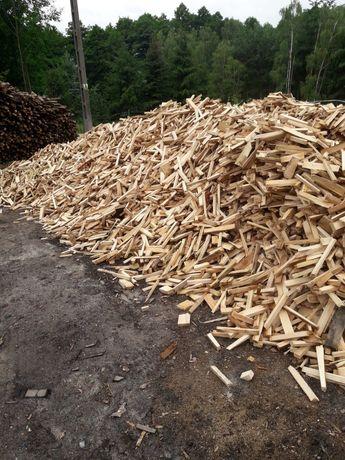 Drewno rozpałkowo-opałowe suche KLAPKI
