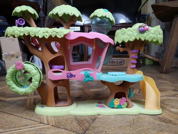 Littlest Pet Shop zestaw do zabawy figurkami w pełni  jak nowy