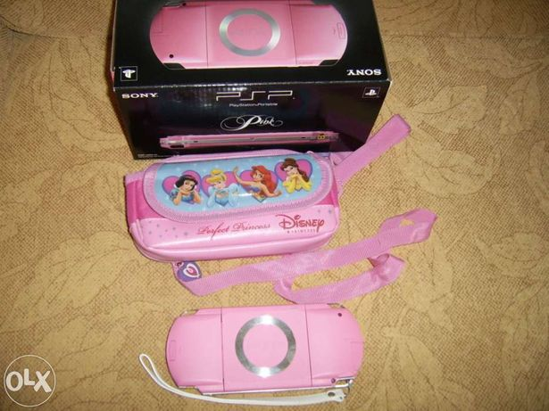 PSP Playstation pink