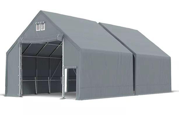 -34% HALA NAMIOTOWA 10x24m 5,70 rolnicza namiot magazynowy garaż MTB
