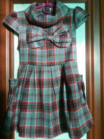 Платье от 2-ух до 4-ёх лет