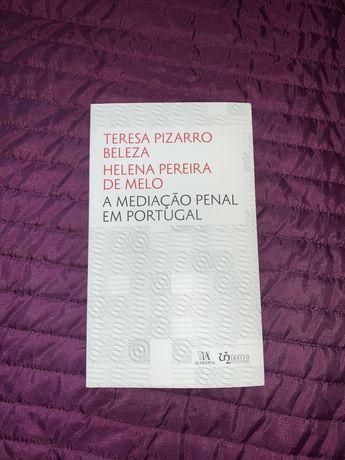 Livro a medicao penal em portugal Teresa pizarro