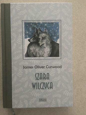 Książka Szara wilczyca J.O.Curwood