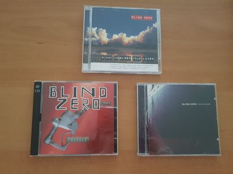 2CD dos Blind Zero - Redcoast e A Way to Blind Your Lover