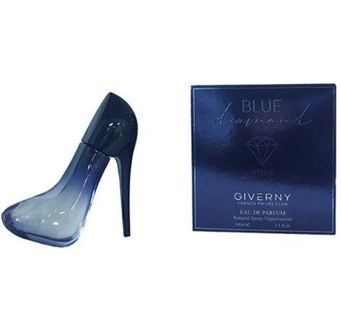 Perfume Blue Diamond Intense, 100ml, Giverny.