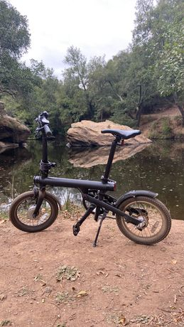 Bicicleta elétrica Xiaomi Qycicle