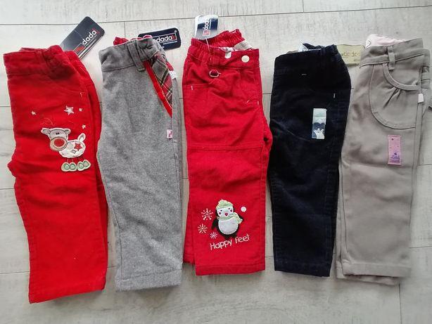 Sukienki, spodnie, golfy, spódniczki dziewczęce. Nowe!