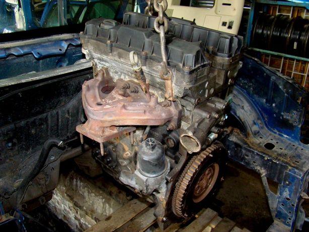 Двигатель Citroen, Peugeot 1.6 16V TU5JP4 по деталям с Германии.