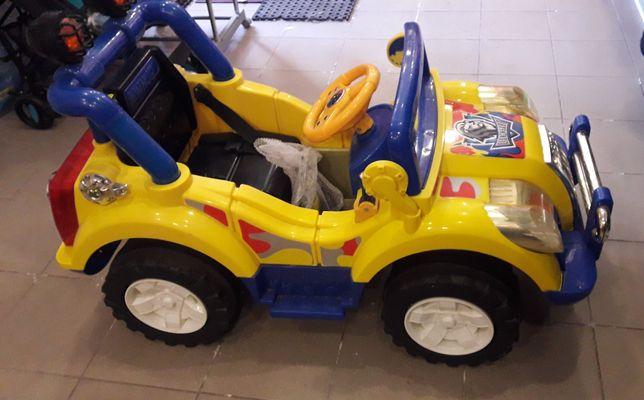 Сувениры подарок коллекция электромобиль