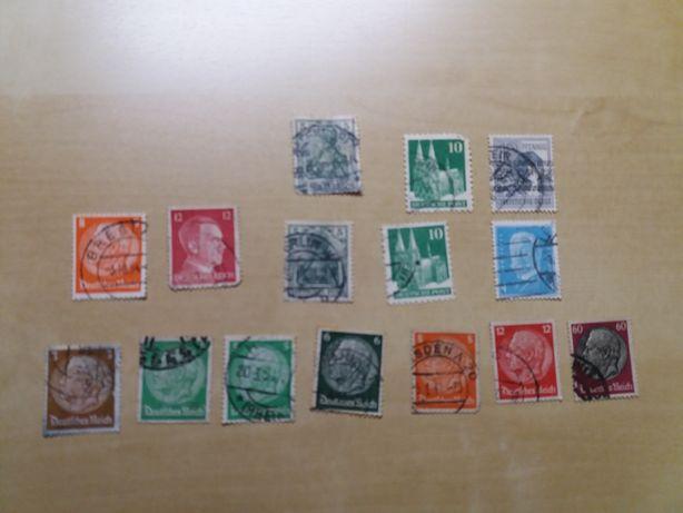Znaczki pocztowe Deutsches Reich