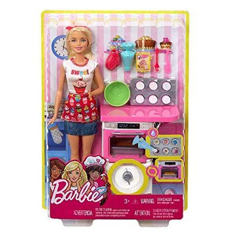 Набор кукла Барби кондитер Barbie Bakery Chef Doll and Playset