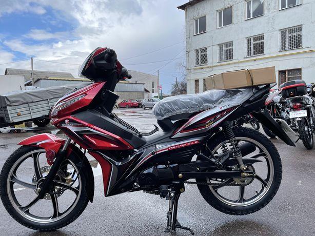 Мотоцикл Forte FT125 Полуавтомат! Новинка 2021! Реальная гарантия!