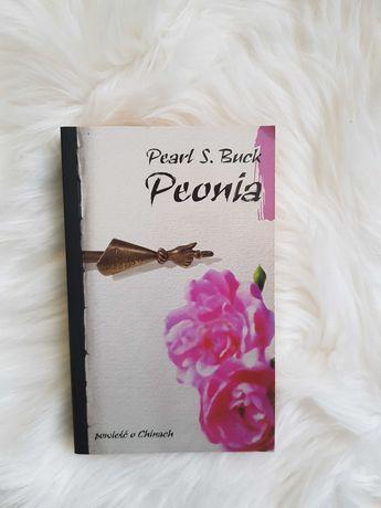 Książka powieść Peonia Pearl S Buck