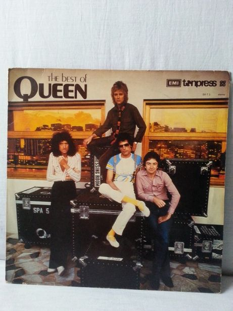 Płyta winylowa The best of Queen