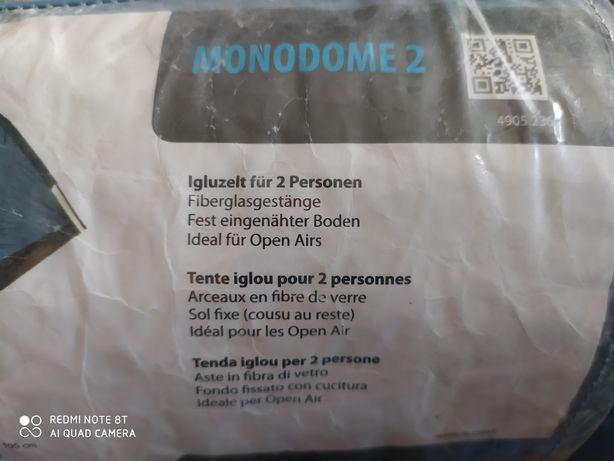 Monodome 2 практичная удобная палатка