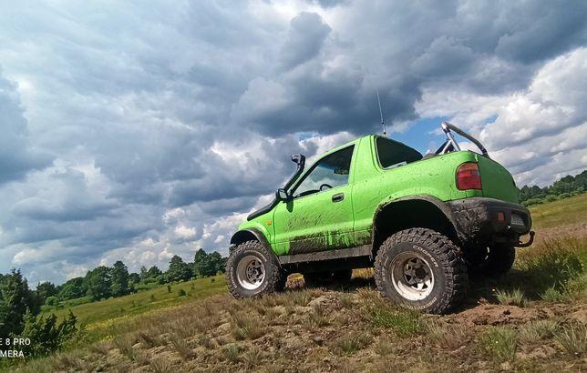 Kia sportage cabrio 4x4 off-road do wyboru
