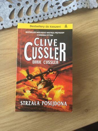Książka Strzała Posejdona Clive Cussler